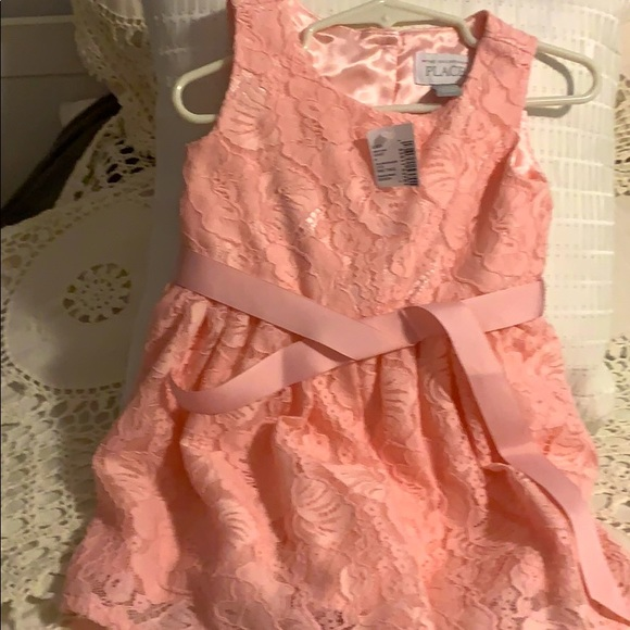 New toddler girls dress